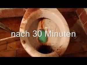 Kalk Im Klo : 3 komponenten sanit r wc reiniger youtube ~ Markanthonyermac.com Haus und Dekorationen