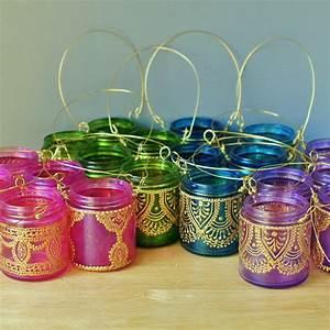 Ouvrir Un Pot De Peinture : pot en verre fa on lanterne marocaine jasmine and co ~ Medecine-chirurgie-esthetiques.com Avis de Voitures