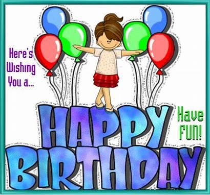 Birthday Fun Card Kiddie Cards Greetings Birth