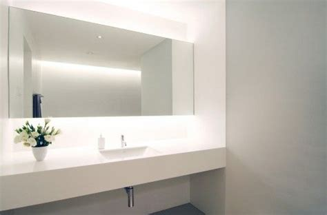 Mirror In The Bathroom Fifi by How To Lighting The Mirror Lighting Ideas