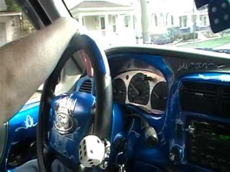 ford ranger xlt custom interior youtube
