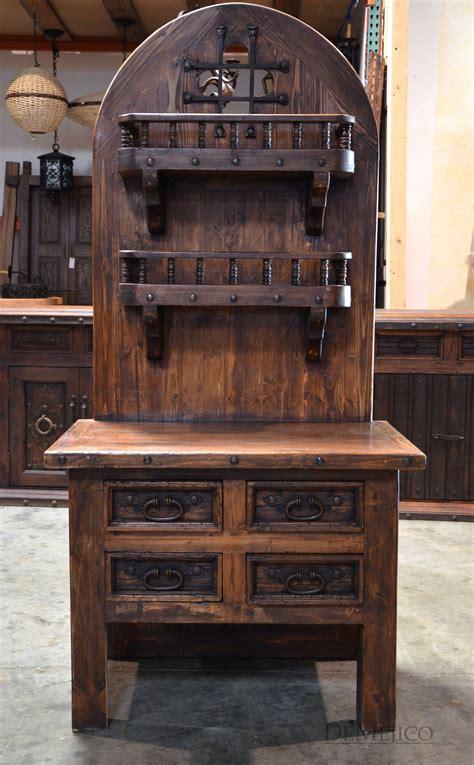 plans wooden bakers rack hutch  diy furniture  sadfbb