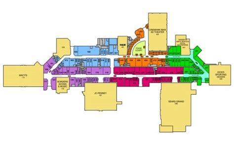 Pittsburgh Mills Mall Directory