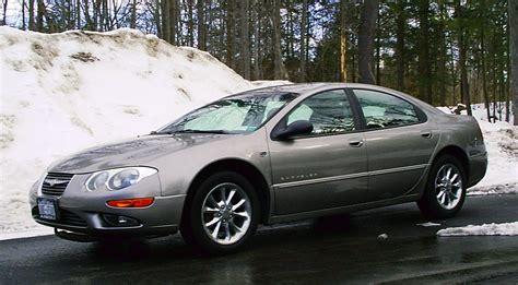 Chrysler 300m 2002 by 2002 Chrysler 300m Information And Photos Momentcar