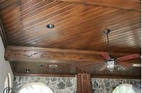tongue and groove ceiling Tongue and Groove Ceiling - Miami - by Matot Mouldings
