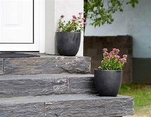 Treppenstufen Außen Granit : blockstufen schiefer treppenstufen gartentreppe eingangstreppe stufe ebay ~ Frokenaadalensverden.com Haus und Dekorationen
