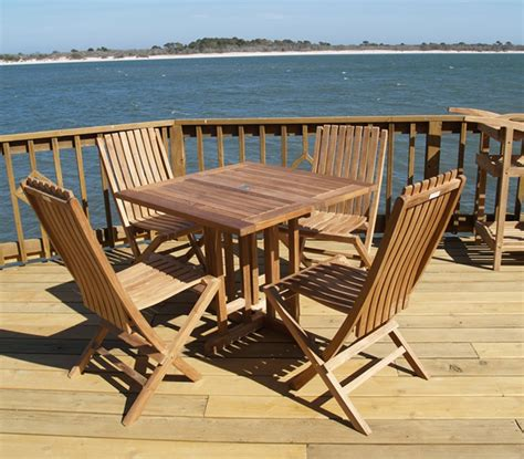 how to care teak patio furniture the clayton design