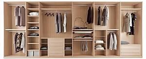 Dressing Autour Du Lit : dressing optimal optimal ~ Premium-room.com Idées de Décoration
