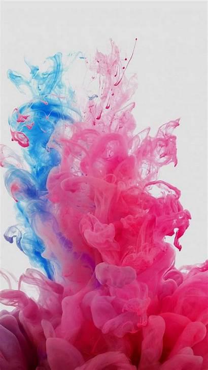 Iphone Pink Wallpapers Liquid Smoke Background Desktop