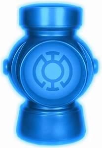 Glowing Blue Lantern Battery by KalEl7 on DeviantArt