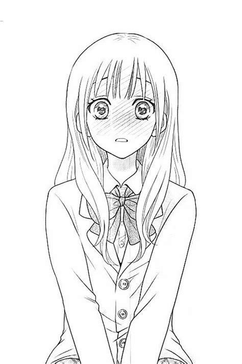 pin  rinda akimichi  animemangamemesillustrations