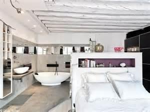 Chambre Avec Baignoire by Confort Douillet D Une Chambre Ambiance Cocooning Avec Une