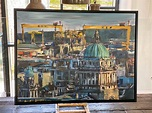 Original Painting - Belfast in Spring 2020 - Marie-Claire ...