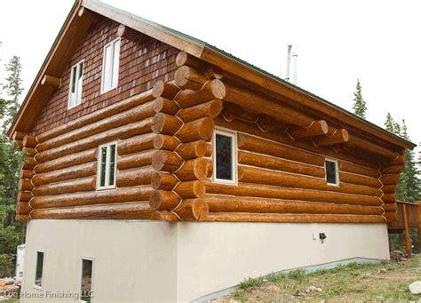 log cabin stain log cabin stain log home maintenance colorado 970
