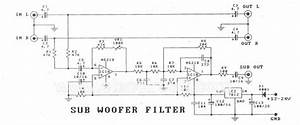 Amplifier Circuits  Subwoofer