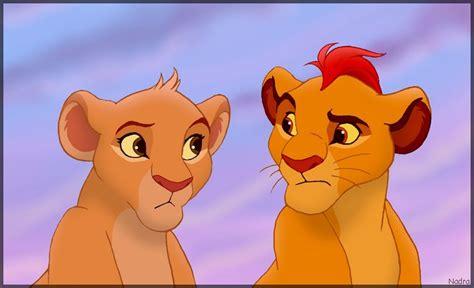 kion  tiifu  hydracarina  deviantart lion king