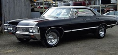 1967 Chevy Impala from Supernatural | Best Source for Car ...