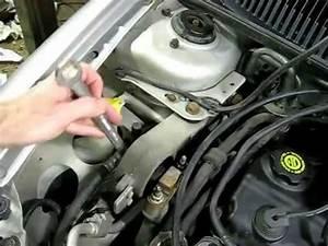 Dodge Top Motor Mount Strut Replacement