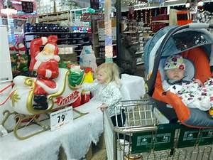Menards Post Lights Menards Enchanted Forest Christmas Display Set Up 2012