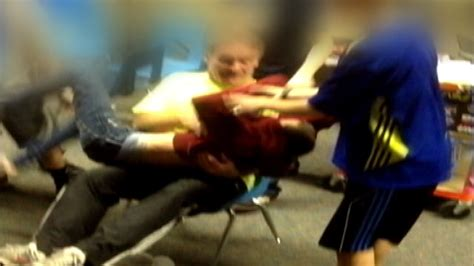 Parents Want Teacher Fired After Bullying Of Son Caught On Tape  Abc News