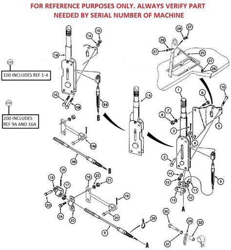 Case Loader Backhoe Parts Brakes Parking Brake