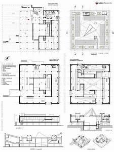 National Museum Of Western Art Tokyo Drawings Plans