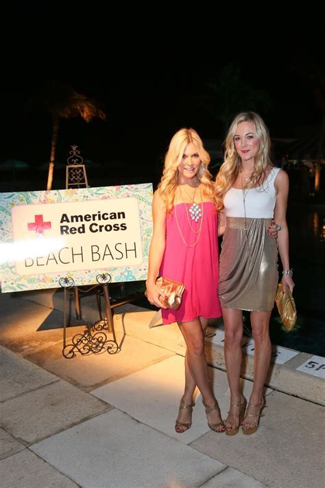 Social Style: 2012 Red Cross And Lilly Pulitzer Beach Bash