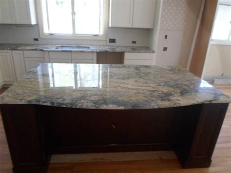 Azurite   Granite Countertops Seattle