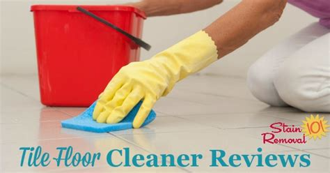 Tile Floor Cleaners Reviews Which Products Work Best?