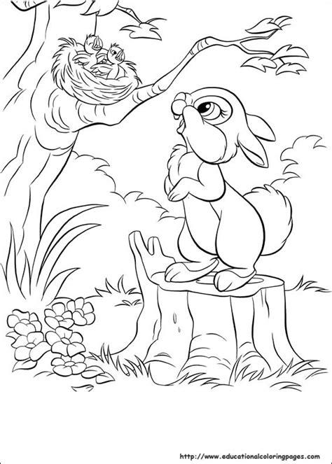 disney bunnies educational fun kids coloring pages  preschool skills worksheets
