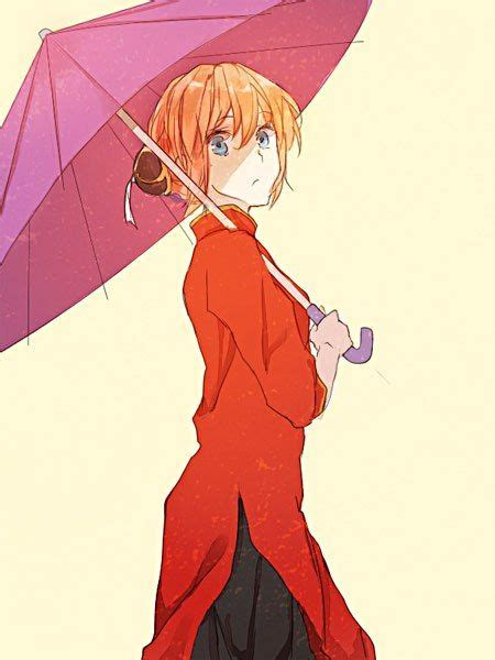 kagura gintama animemangamanhwawebtoon pinterest