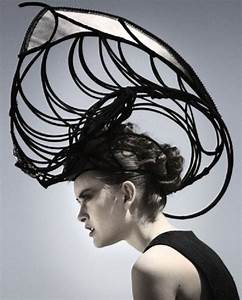 151 best images about Wire Frame Hats - Avant Garde or ...