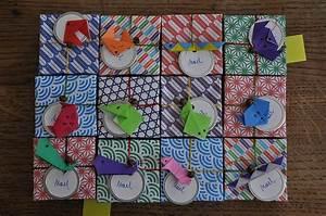 origami boxes by batixa bapteme mael id bapteme With affiche chambre bébé avec quelles fleurs offrir pour un mariage