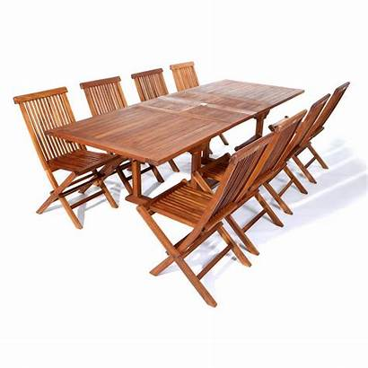 Folding Patio Table Outdoor Sets Chairs Furniture