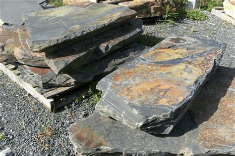 step slab stones