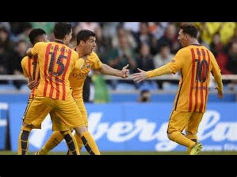 Deportivo La Coruna vs Barcelona 0-8 La Coruna 0 x 8 Barcelona-  ᴴᴰ - YouTube