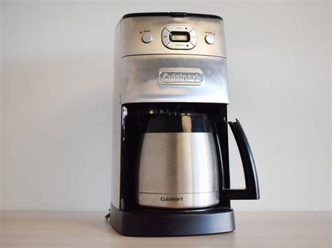 I like my coffee strong and use about 1 cup per 10 cups of water.you may want to adjust to your tastes. Cuisinart DGB-650 Repair - iFixit