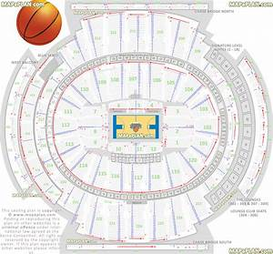 Interactive Seating Chart Square Garden Concert Square Garden Seating Chart With Seat Numbers