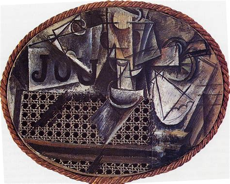 picasso still with chair caning materials 301 moved permanently