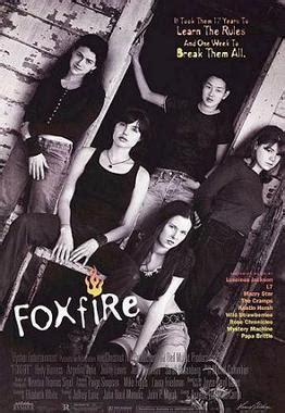 foxfire  film wikipedia