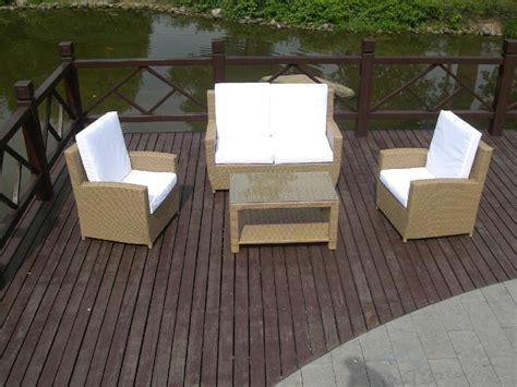 unique design rattan chair outdoor lounge chair