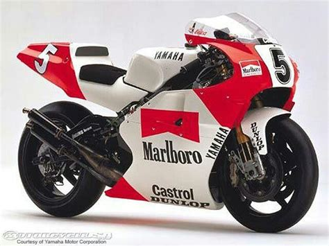 Yamaha Yzr 500cc Luca Cadalora
