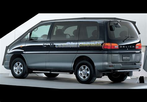 Mitsubishi Delica Wallpapers by Mitsubishi Delica Space Gear 4wd 1997 2007 Wallpapers