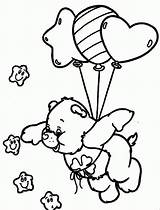 Coloring Pages Care Cabbage Patch Bears Clipart Cartoon Clip Popular Library sketch template