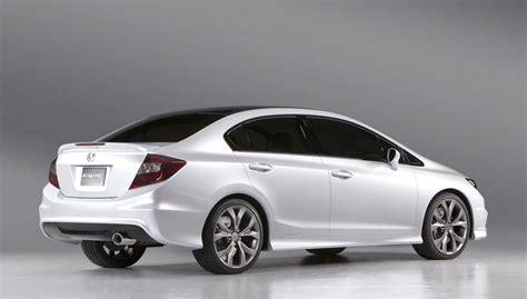 Motor, desempenho, especificações, dimensões, preço, consumo, desvalorização, seguro, revisão, fotos, equipamentos de série e opcionais. Honda Civic 2012 Modified   Top Car Magazine