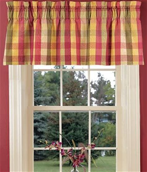 country curtains east rochester ny tailored valance 15 quot by 50 quot wide 3 quot rod pocket 2