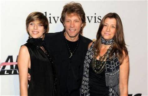 Bon Jovi Daughter Overdose Singer Opens About