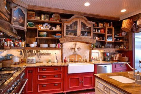 farmhouse kitchen cabinet 283 best wood countertops images on creative 3695