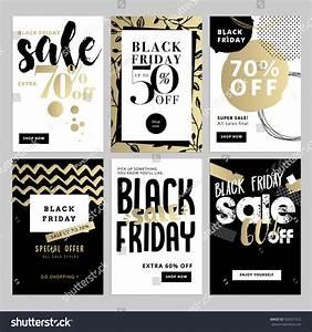 Black Friday Online Shops : set mobile sale banners black friday stock vector 503521072 shutterstock ~ Watch28wear.com Haus und Dekorationen