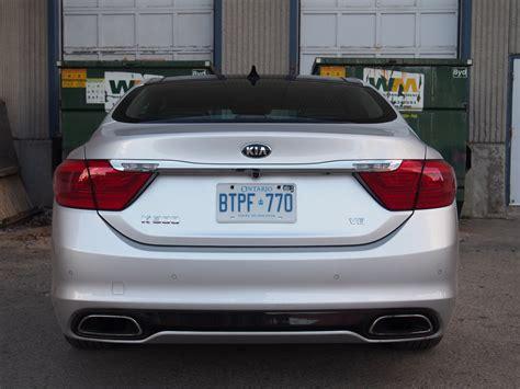 Chinese Auto Review 車輪薦之 2015 起亞 Kia K900 V8 試車報告